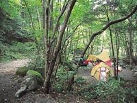 山伏オートキャンプ場・写真