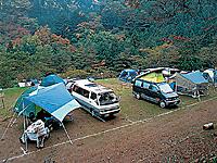 さがざわキャンプ場・写真