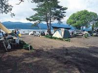 湖山荘キャンプ場
