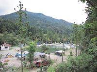 道志の森キャンプ場・写真