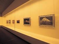 河口湖美術館・写真