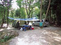 べるが尾白の森キャンプ場・写真