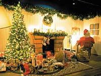 クリスマスの森サンタクロースミュージアム・写真