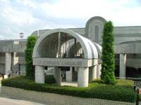 笛吹市春日居郷土館・小川正子記念館・写真