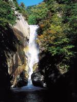 仙娥滝・写真