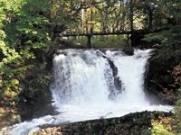 鐘山の滝・写真