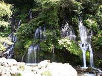 吐竜の滝・写真