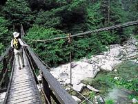 尾白川渓谷・写真