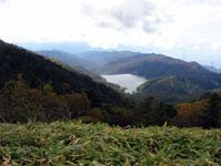 大菩薩峠の紅葉・写真