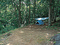 一の瀬高原キャンプ場・写真
