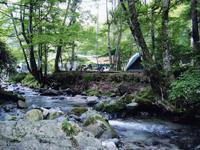 奥道志オートキャンプ場・写真