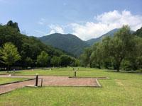 早川町オートキャンプ場・写真