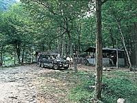 白州観光キャンプ場尾白・写真