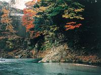 道志渓谷・写真