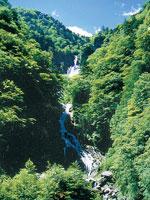 石空川渓谷・写真