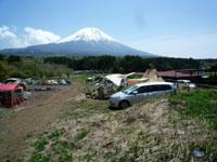 富士ヶ嶺・おいしいキャンプ場・写真