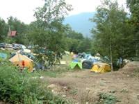 廻り目平・ふれあいの森キャンプ場・写真