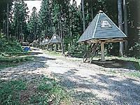 阿南町森林公園キャンプ場・写真