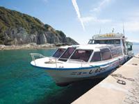 仏ヶ浦観光遊覧船