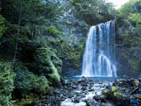 善五郎の滝・写真