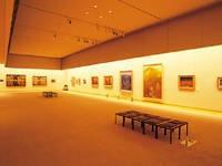 長野県信濃美術館 東山魁夷館・写真