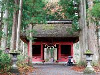 戸隠神社奥社・写真