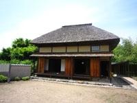 歴史公園信州高山一茶ゆかりの里 一茶館・写真