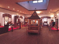 諏訪湖オルゴール博物館奏鳴館・写真