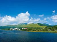 白樺湖・写真