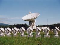 国立天文台野辺山(宇宙電波・太陽電波観測所)・写真