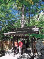穂高神社・写真