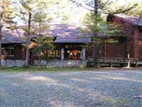 八十二森のまなびや〜ecologyBank82戸隠森林館〜・写真