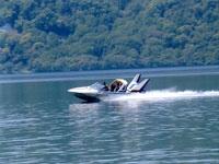 十和田湖モーターボート・写真
