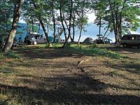 宇樽部キャンプ場・写真