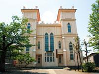 日本キリスト教団弘前教会・写真