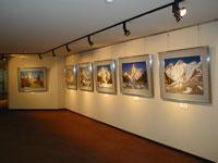 白樺高原美術館・写真