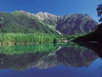 大正池・写真