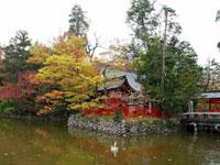 生島足島神社・写真
