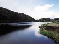 中綱湖・写真