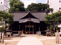 四柱神社・写真