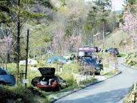 Kisoji Resort南木曽温泉キャンプ場(里山自然園)・写真