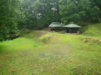 修那羅森林公園キャンプ場・写真