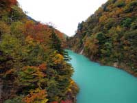 高瀬渓谷・写真