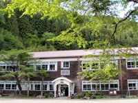 旧木沢小学校・写真