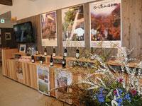 信州高山アンチエイジングの里 スパ・ワインセンター・写真