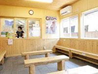 湯田中駅観光案内所・写真
