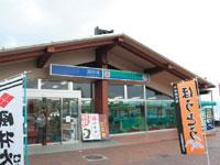 諏訪湖サービスエリア(下り)