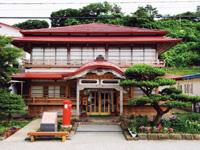 「太宰の宿」ふかうら文学館・写真