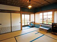 旧藤田家住宅(太宰治まなびの家)・写真