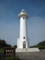鮫角灯台・写真